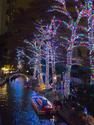 Christmas along the River Walk